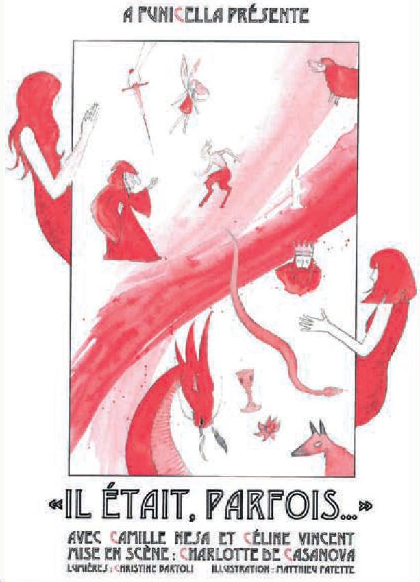 SPECTACLE : IL ETAIT PARFOIS