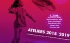 ATELIERS 2018/2019 DU CENTRE CULTUREL UNA VOLTA
