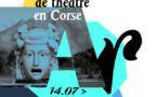 ARIA : 22E RENCONTRES INTERNATIONALES DE THEATRE EN CORSE